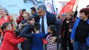 Başkan İnce'den Çat Kapı Ziyareti