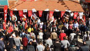 CHP'nin Payamlı Seçim Bürosu açıldı
