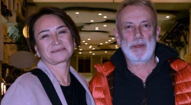 Demet Akbağ'ın eşi kazada hayatını kaybetti