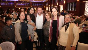 Menderes'te 8 Mart Kutlaması