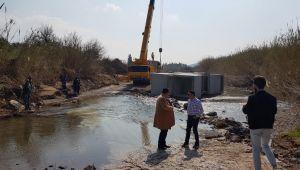 Orhanlı'daki Mağduriyete Belediyeden çözüm