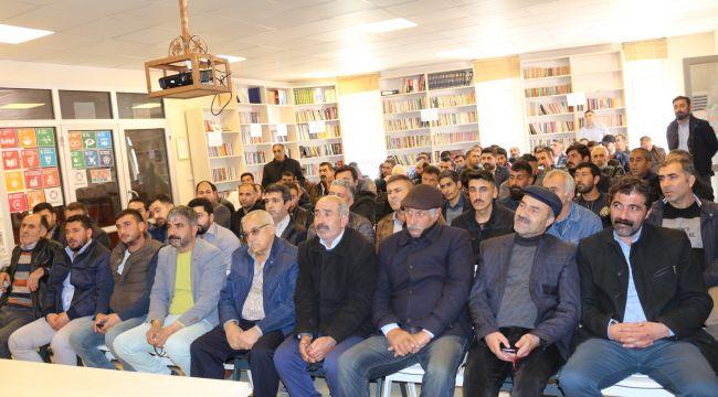 Seferihisar'da Ağrılılar Dernekleşiyor