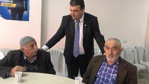 Seferihisar'da Başkan Adaylarından centilmenlik örneği