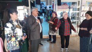 Zehra Çakar'dan Hafta Sonu Ziyareti