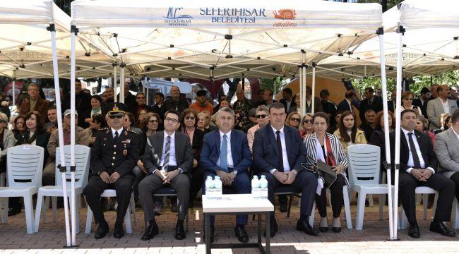 Atatürk'ün Seferihisar'a Gelişinin 85. yıldönümü