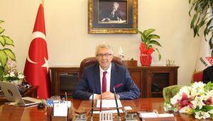 Başkan Eriş'ten 1 Mayıs kutlama mesajı