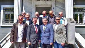 Başkan İduğ'dan Bornovalı amatörlere müjde