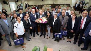Başkan Selvitopu, İlk resmi toplantı muhtarlara
