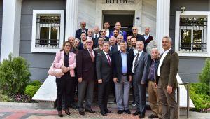 Bornova'da Sanayi Siteleri Başkanlar Kurulu kuruluyor