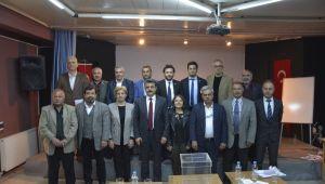 Dikili'de İlk Meclis Yapıldı