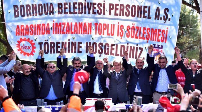 Dr. Mustafa İduğ'un ilk icraatlerı emekçilere yönelik oldu