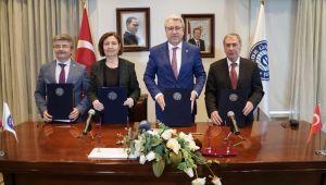 Ege Üniversiteli ile KKTC arasında işbirliği protokolü