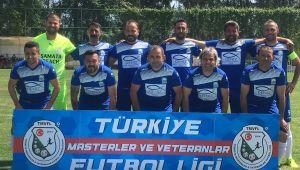 Foça Belediyespor Masterlar yarı finalde