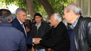Güzelbahçe Meclisi Çamlı köyünde yapıldı