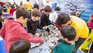 Haydi Çocuklar Lego Festivaline