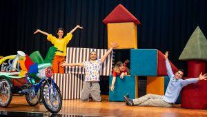 Pınar Çocuk Tiyatrosu'ndan