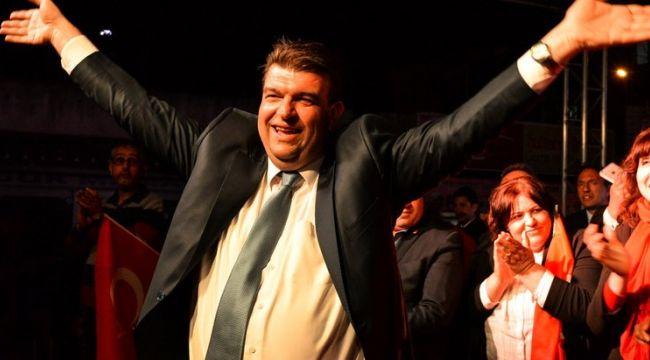Seferihisar Belediye Başkanı İsmail Yetişkin oldu