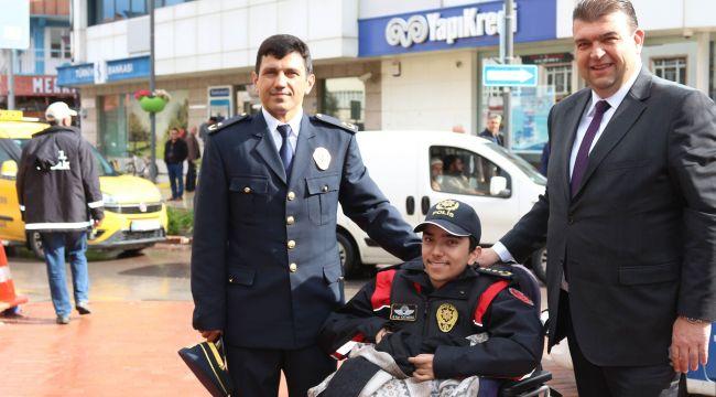 Türk Polis Teşkilatı'nın 174. yıl dönümü Kutlandı