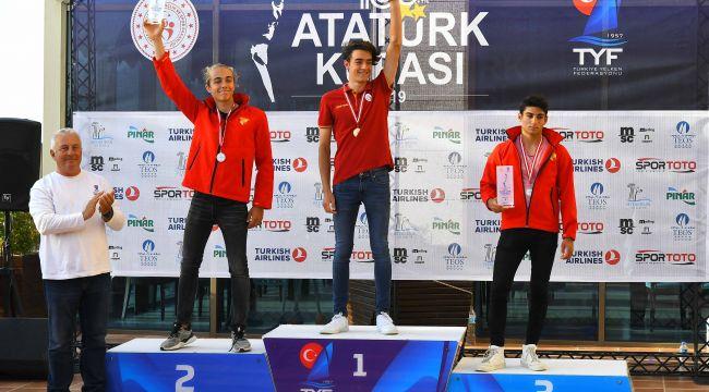 TYF 100.Yıl Atatürk Kupası ödül töreni sona erdi