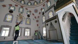 Buca'nın camileri Ramazan'a hazır!