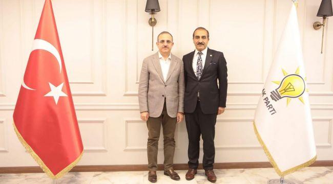İzmir Ak Parti İl Yönetiminde Seferihisar'dan Önemli isim