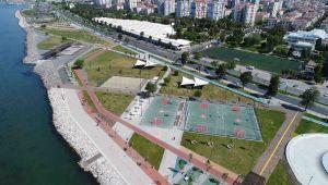 Karşıyaka'da 'streetball' heyecanı