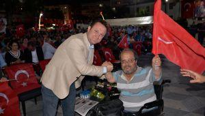 Menemen, Yöresel Etkinliklerle 19 Mayıs'ı kutladı