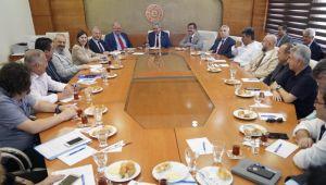 Su Ürünleri Dekanlar Konseyi toplantısı Ege'de yapıldı