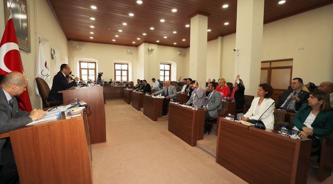 Urla Belediye Meclisi Canlı Yayında