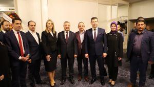 Yeşilay İzmir Başkanı Ümit Ülkü oldu