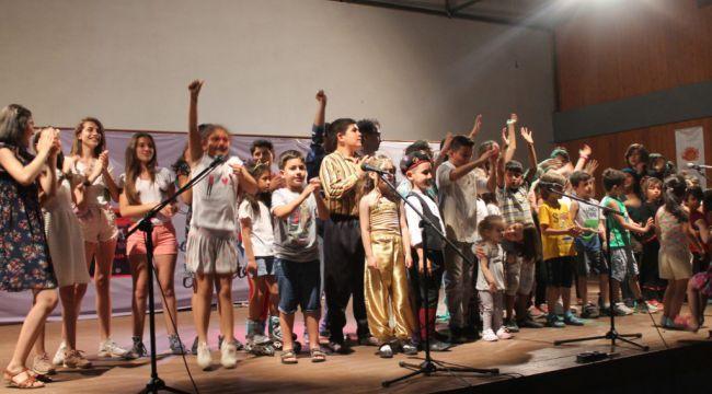 Çocuk Belediyesi'nde Tiyatro Günleri