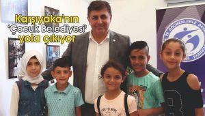 Karşıyaka'nın 'Çocuk Belediyesi' yola çıkıyor