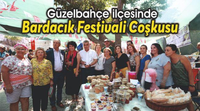 Güzelbahçe'de Bardacık Festivali Coşkusu