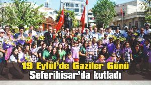 Seferihisar'da Gaziler Günü