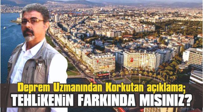 Deprem uzmanından korkutan açıklama: İzmir'de tehlikenin farkında mısınız?