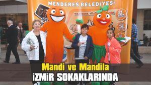 Mandi ve Mandila İzmir Sokaklarında
