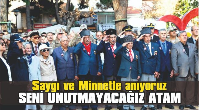 Seni Unutmayacağız Atam