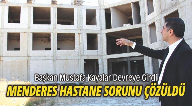 Başkan Devreye Girdi Hastane Sorunu Çözüldü