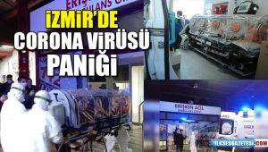 İzmir'de Corona virüsü şüphelisi hastaların tahlil sonuçları açıklandı
