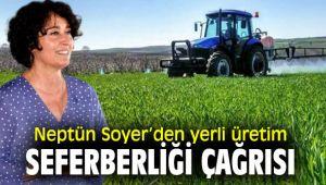 Köy Koop Başkanı Soyer'den yerli üretim seferberliği çağrısı