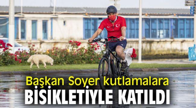 """Başkan Soyer, """"Daha aydınlık bir Türkiye bırakacağız"""""""