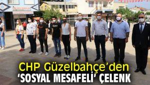 CHP Güzelbahçe, 19 Mayıs'ı kutladı