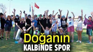 Menderes'te Doğanın Kalbinde Spor