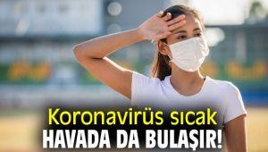 Uzmanı uyardı! Koronavirüs sıcak havada da bulaşır!