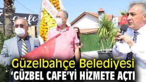 Güzelbahçe'de'GüzBel CafeHizmete Girdi!
