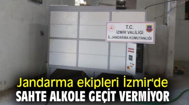 İzmir'de sahte alkole geçit verilmiyor