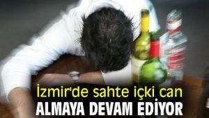 İzmir'de sahte içki can almaya devam ediyor! Ölenlerin sayısı 33 oldu