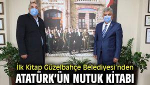 Güzelbahçe Belediyesi'nden: Atatürk'ün Nutuk Kitabı