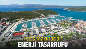Teos Marinadan Enerji tasarrufu