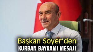 Başkan Soyer'den Kurban Bayramı mesajı